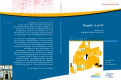 Coverbeeld Kenniscahier - Nergens in Beeld - voor het Jonker-Verweij Instituut