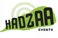 Logo Hadzaa Events