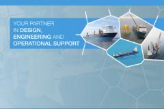 Ontwerp beursstand Offshore Energy beurs 2019, voor DEKC Maritime